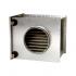 <p>Kanaalverwarmer middel warmwater tbv ventilatielucht serie NHH-D van Inatherm</p>