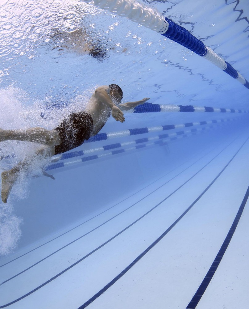 Zwembaden toepassing Inatherm