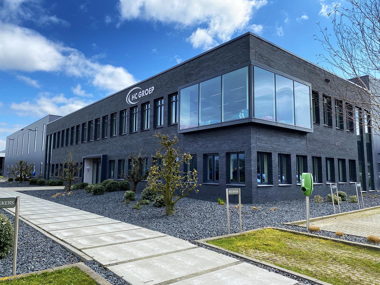 Kantoorgebouw Inatherm & Interland Techniek